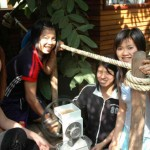 Grain Mill Helpers In Thailand