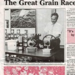 1981 Country Living Grain Mill Photo